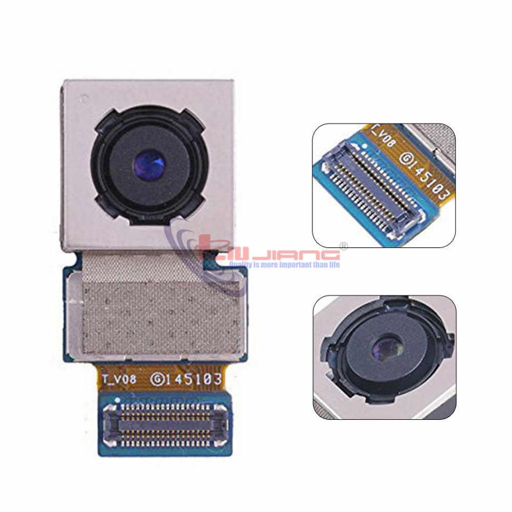 Original 16 mp câmera principal traseira para samsung note 4 n910f n910c n910g voltar módulo da câmera com cabo flexível montagem substituição