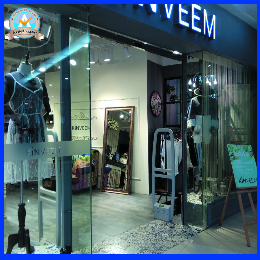 58Khz Eas System With Wider Detection Range More Than 2M,Fashion And Clothing Store Anti Theft System