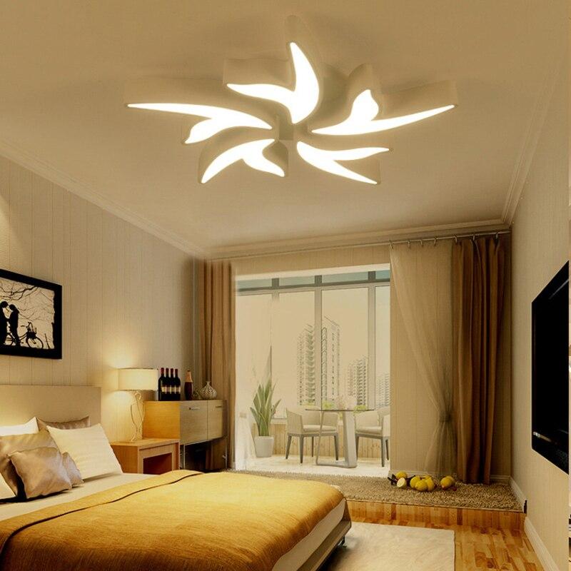 Unterputz Acryl Deckenleuchten Schlafzimmer Lampe Moderne Led