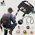 Reloj de juego Perros cosplay accesorios Reloj watch dogs Perros bolsa decoración de bolas Placa Libre mochila cosplay perros guardianes