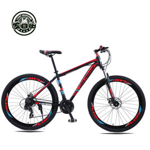 Image 3 - Love Freedom 21/24 Speed Aluminum Alloy Bicycle  29 Inch Mountain Bike Variable Speed Dual Disc Brakes Bike Free Deliver