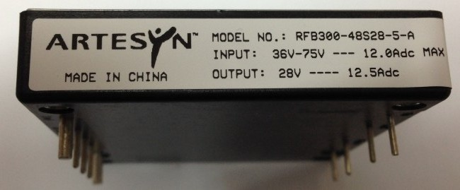 Free Shipping    DC-DC Power Isolation Module RFB300-48S28