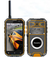 China original HG05 IP68 Waterproof phone Rugged Android 5.1 Smartphone 4G LTE 5 Phone Quad Core GPS UHF Radio 4500mAH 13.0MP