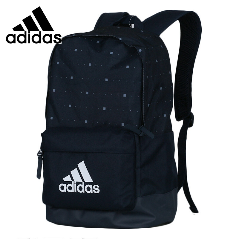 Original New Arrival  Adidas CL AOP2 Unisex Backpacks Sports Bags