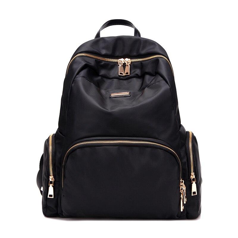 Cloth Shake Women Backpacks Waterproof Nylon Student School Bags Girl Backpacks Female Casual Travel Bag Ladies Mochila Feminina