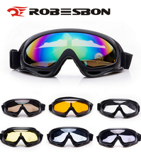 ROBESBON X400 UV Protection Outdoor Sports Glasses Ski Snowboard Goggles Motorcycle Off Road font b Cycling