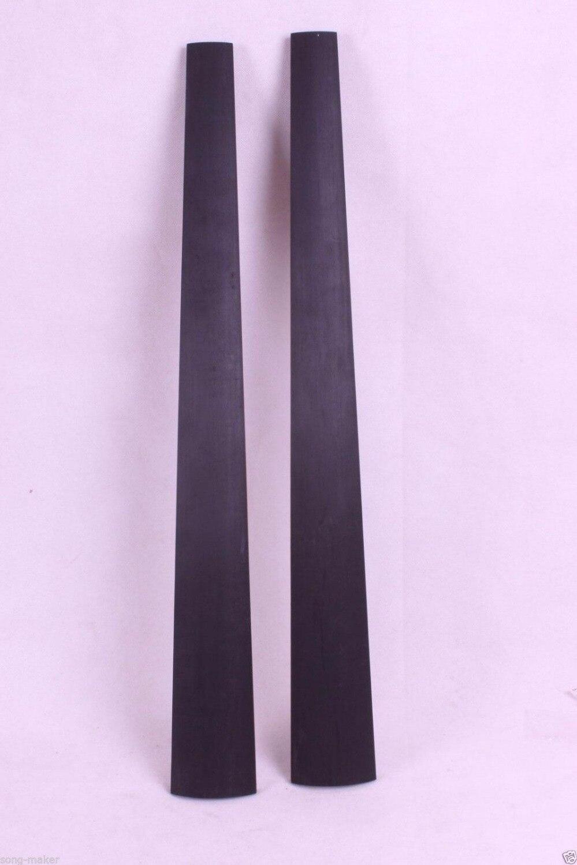Фотография 3pcs cello Fingerboard 1/2 ebonywood Advance Model Cello Parts Yinfente 3/4 4/4