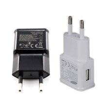 EU plug Adapter USB Wall Charger Potable Mobile phone
