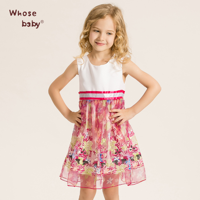 Подробнее о Girls Chiffon Summer Dress Brand Print Princess Children Clothes New Design Clothing Kids Party Formal Dresses For Girl Costume girl dress summer 2016 brand children costumes for girls kids clothes floral print little girls dresses princess costume 2colors