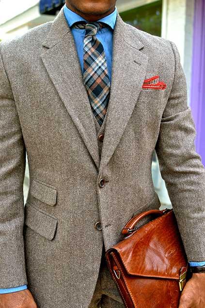 Neuesten Grau Fit Terno Anzüge Image Tweed Stück Blazer Tuxedo Männer Bräutigam Masculino Same Prom As 3 Braun Slim Mantel Benutzerdefinierte hose Anzug Dünne Designs FwrIxpFC