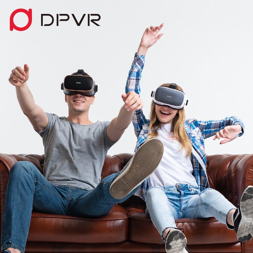 Deepoon P1 todo en uno 2 GB/16 GB/64 GB Imax3D VR auriculares HIFI auriculares Immersive Virtual realidad 3D Virtual teatro móvil
