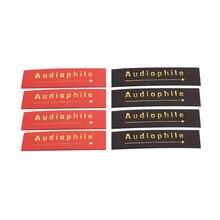 Audiophile термоусадочная трубка 14 мм Изолированная трубка для динамика Межблочный Аудио кабель DIY