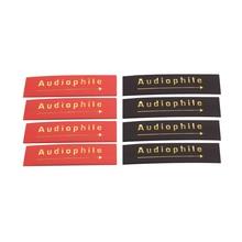 Audiophile Hittekrimpbuis 14mm Geïsoleerde Sleeving Tubing voor Speaker Interconnect Audio Kabel DIY