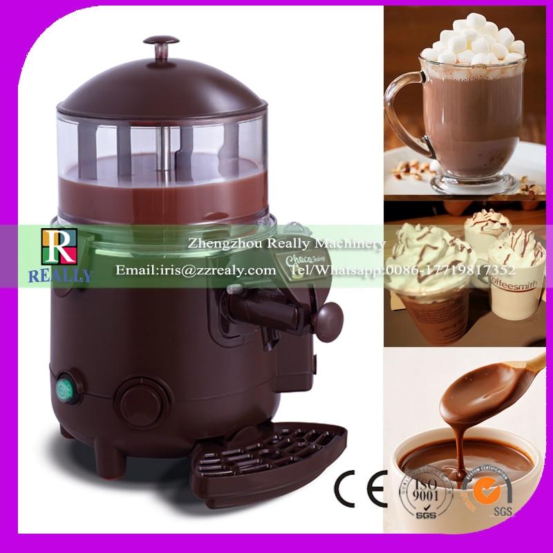 5L hot chocolate dispenser hot beverage drinking machine gourmet chocolate shot