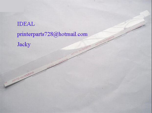 Prideal New Original Mylar Paper guide supply For OLIVETTI PR2 PR2E PRII PRIIE PRB Passbook Printer Mylar paper guide supply