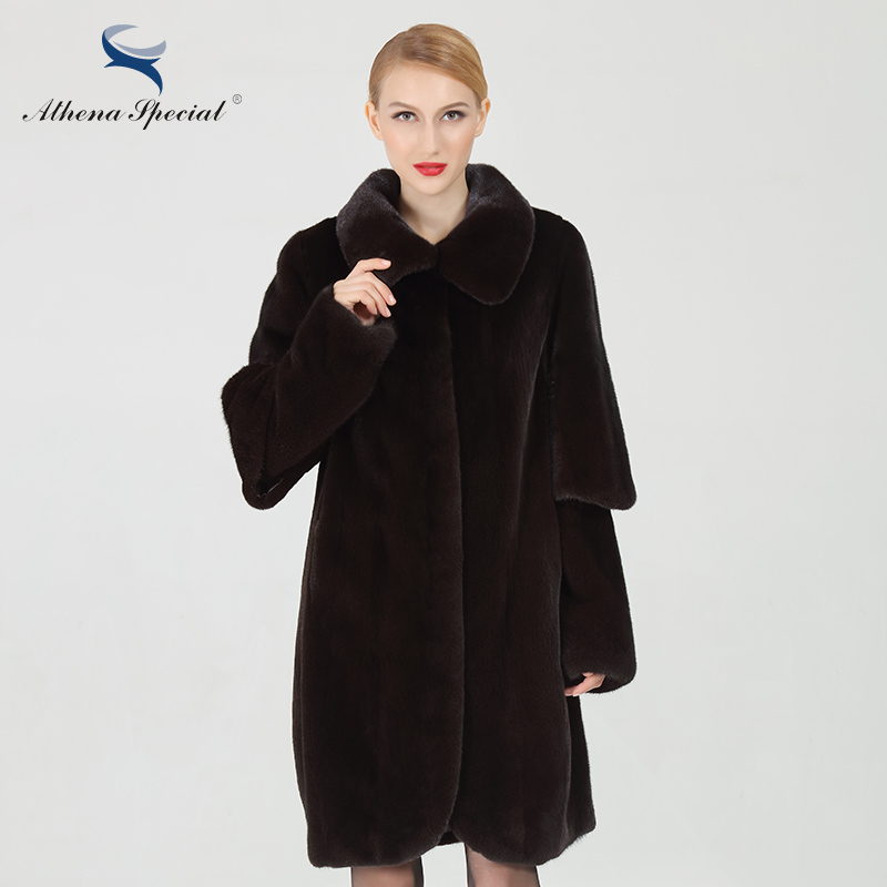 Online Get Cheap Blackglama Mink Fur Coat -Aliexpress.com ...