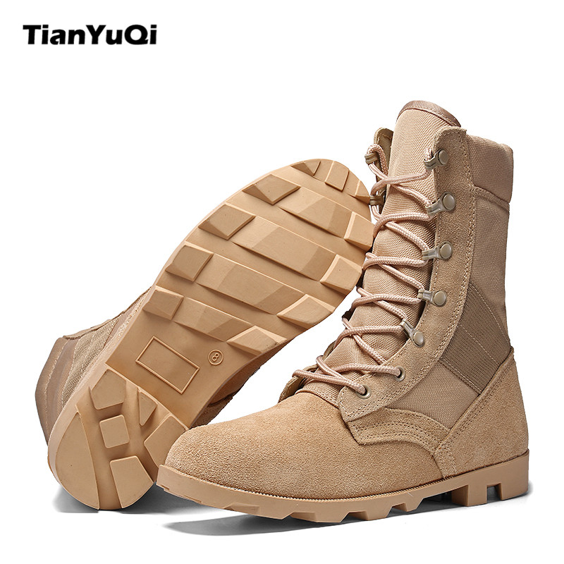 Tian YuQi Brand 2017 New High Quality men Casual Shoes Winter Men Boots, Super Warm Genuine Leather High Top Men Winter Shoes top brand high quality genuine leather casual men shoes cow suede comfortable loafers soft breathable shoes men flats warm