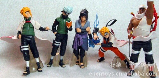 Free shipping, 2013 NEW,Japan Anime naruto toy, PVC Figure, the toys for boy/boys/girl/girls/baby/kids/children's, 5pieces/set