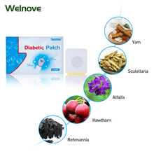 цена 18Pcs/3Bags Diabetic Patch Stabilizes Blood Sugar Balance Blood Glucose Content Patch Natural Herbs Diabetes Plaster Patch D1268 онлайн в 2017 году
