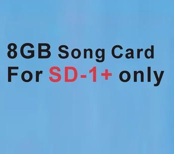 8 GB piosenki karty chiński MTV piosenek Karaoke dla odtwarzacz Karaoke magia Karaoke śpiewać mikrofon SD-1 + tanie i dobre opinie NoEnName_Null 8gb MicroSD Card