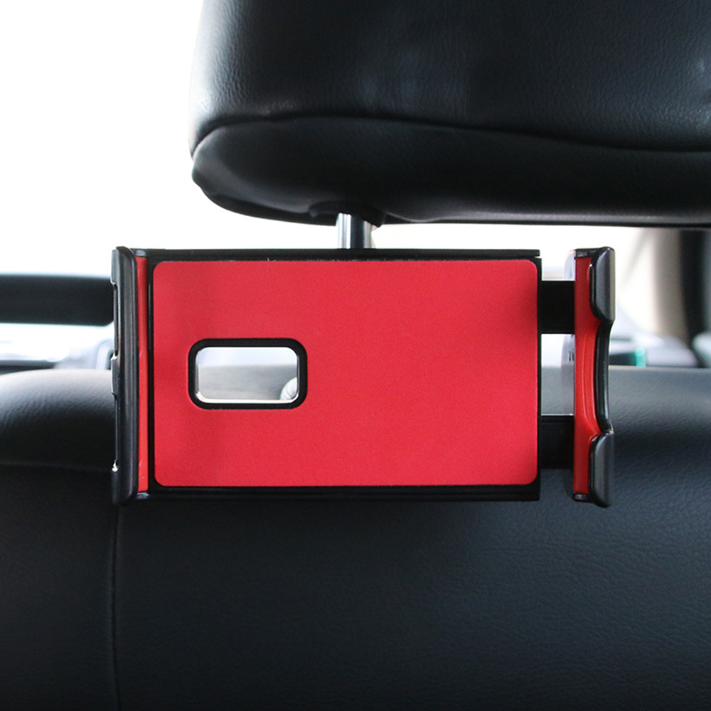 Image 5 - Car Phone Holder Tablet Universal Computer Stand Chair Back Ipad Bracket IPAD Plate Bracket Car accessories-in Rear Racks & Accessories from Automobiles & Motorcycles