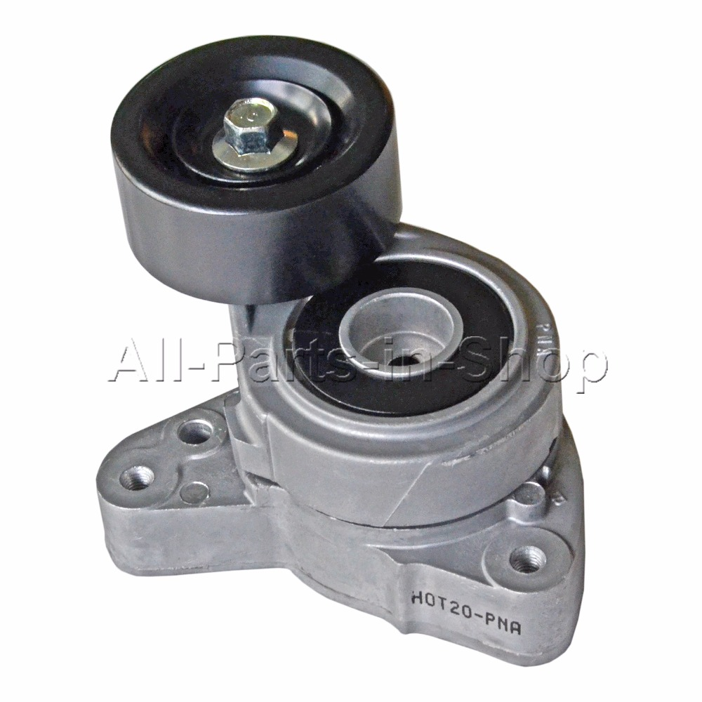 A C Belt Tensioner For Honda Accord Civic Cr V Acura Rdx 20l 23l 20