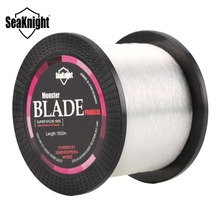 SeaKnight Brand Best Quality 1000M Monofilament Nylon Fishing Line NT30 Fishing Material From Japan Jig Carp Fish Line Wire