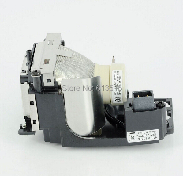 POA-LMP132 / 610-345-2456 new Compatible lamp with housing for  PLC-XE33/XR201/XW200/XW250/XW300;EIKI LC-XBL20/XBL25/XBL30