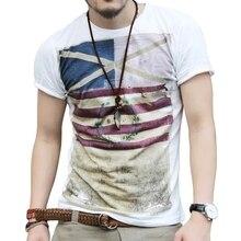 Шеей брендовые рукавом, круглой летняя модные футболка коротким новая футболки мужские