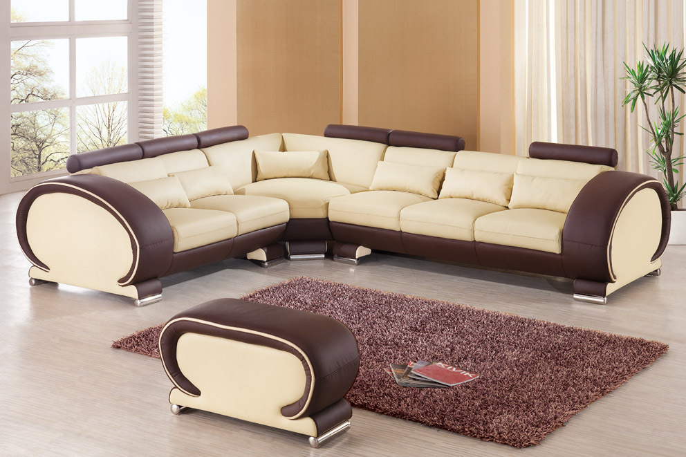 2015 Designer Modern Top Graded Cow Recliner Leather Sofa Set Living Room Sofa  Set With Reclining Chair #9002 With Cupboard In Living Room Sofas From ...