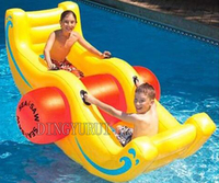 2016 high quality inflatable Water boat with PVC inflatable water Float for