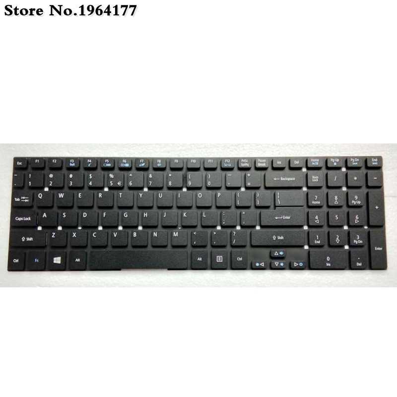 Teclado inglés de ee.uu. sin marco para Acer Aspire ES1-531-C8DA ES1-531-N15W4
