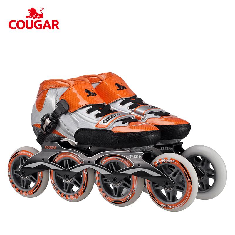 COUGAR Land Speed Inline Roller Skate Shoes