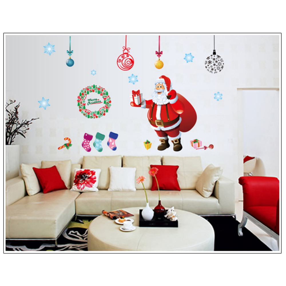 christmas wall decor diy home decor white snowflake snowflake reindeer 13304