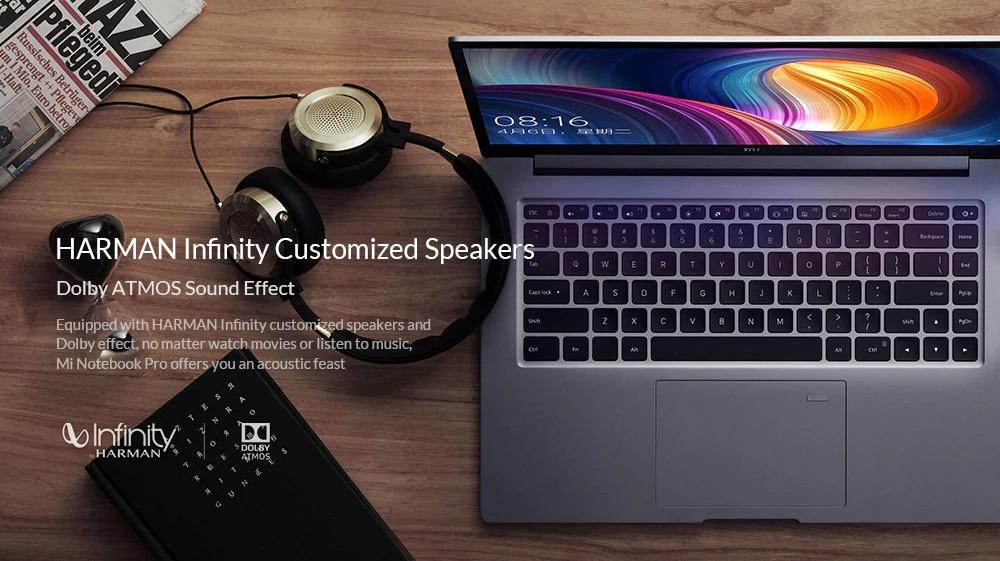 Xiaomi Mi Notebook Pro 15 6