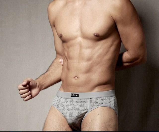Men's sexy underwear shorts bamboo fiber lycra