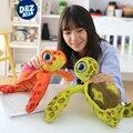 Nueva creativo simulación tortuga tortuga muñeca de la felpa juguetes de peluche divertido regalo de cumpleaños almohada niños kawaii felpa ty beanie boos