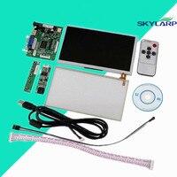 Tontec 7 Raspberry Pi LCD Touch Screen Display TFT Monitor AT070TN90 Touchscreen Kit HDMI VGA Input