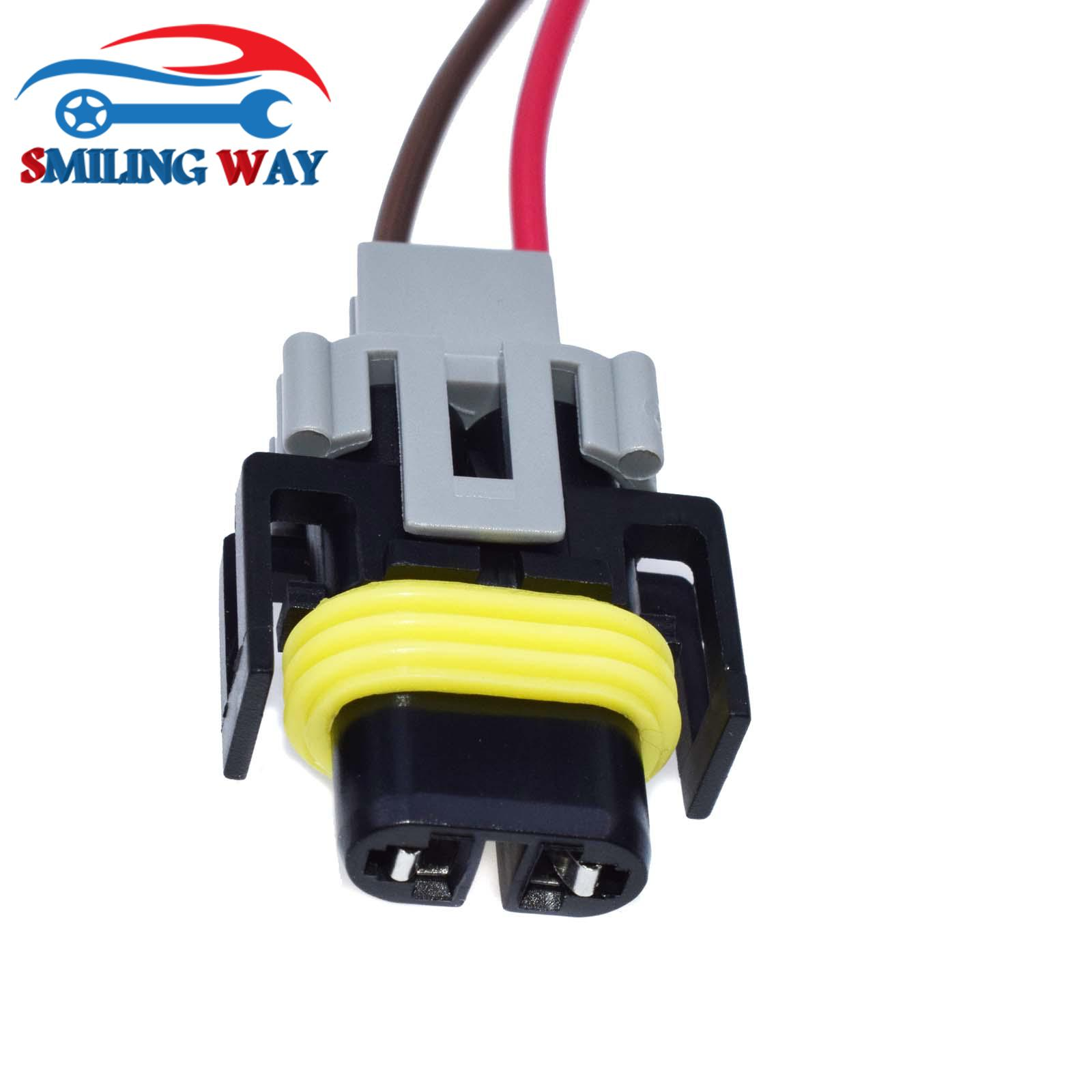 5 Pcs ABS Wheel Speed Sensor Connector Pigtail Wiring For Camaro Firebird 93-02