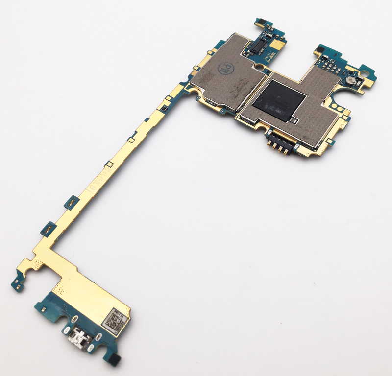 US $61 31 16% OFF Tested Full Work Original Unlock For LG V10 H960 H960A  6 0 Global Firmware Motherboard Circuit Electronic panel 32GB-in Mobile  Phone