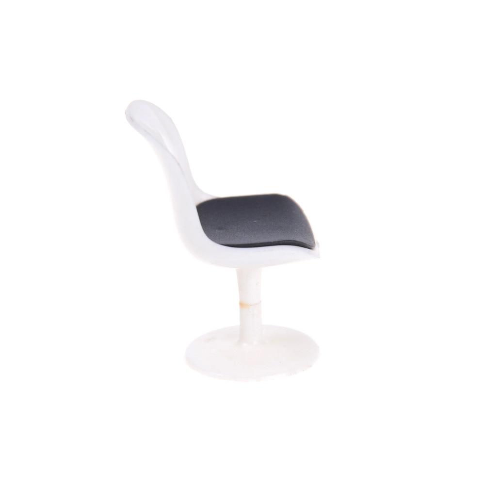 1:12 Dollhouse miniature furniture computer chair for dollshouse accessories S*