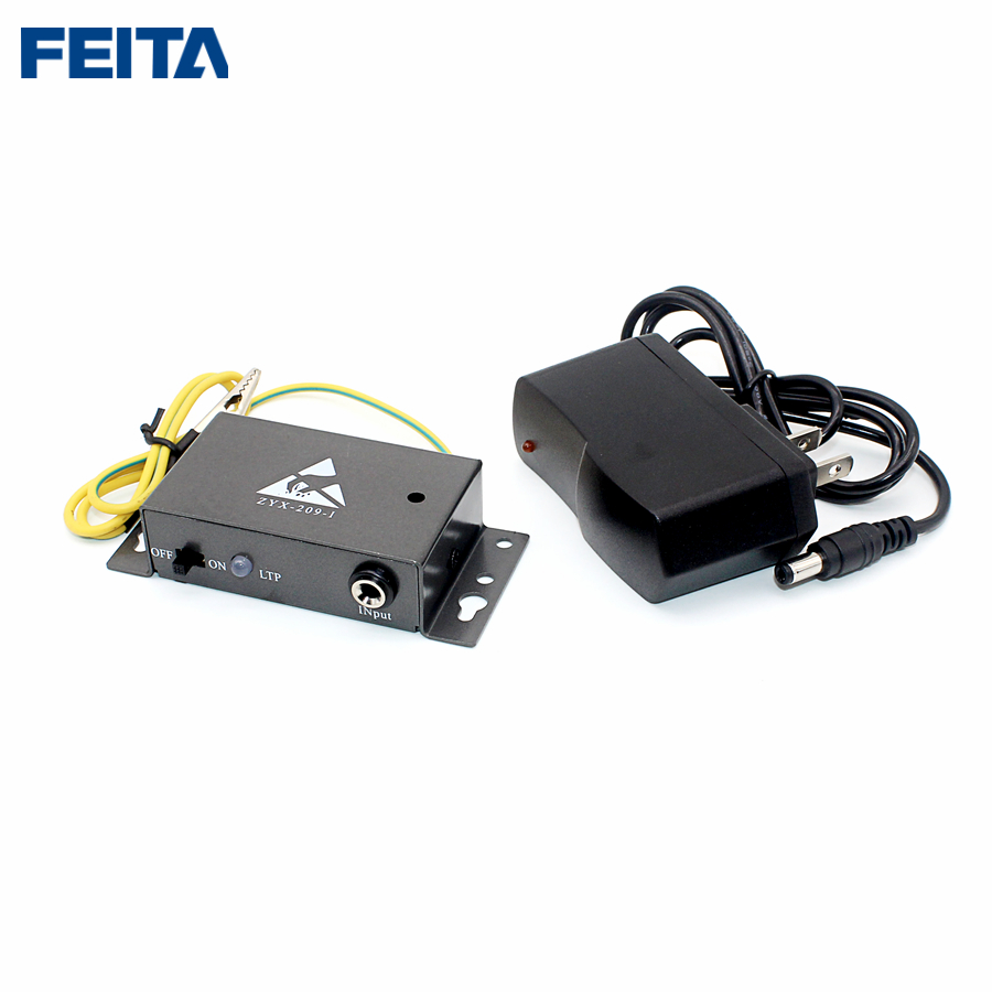 Tool Sets Qualified Feita 209-ii Auto-alarm Anti Static Esd Wrist Strap Tester Two Output Anti-static Online Monitor For Anti-static Electronic Diy Back To Search Resultstools