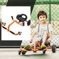 Cuatro Ruedas de Pie Twister Niños Columpio Coche Niños Twist & Go bicicleta para 2-6 años bebé ride on toys trike deriva al aire libre