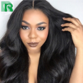 Glueless Full Lace Human Hair Wigs For Black Women Brazilian Lace Front Wigs Body Wave Lace Front Human Hair Wigs With Baby Hair