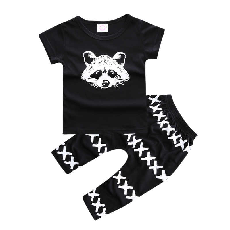 c64262b7d Detail Feedback Questions about 2018 Fashion Baby Clothes Suits ...