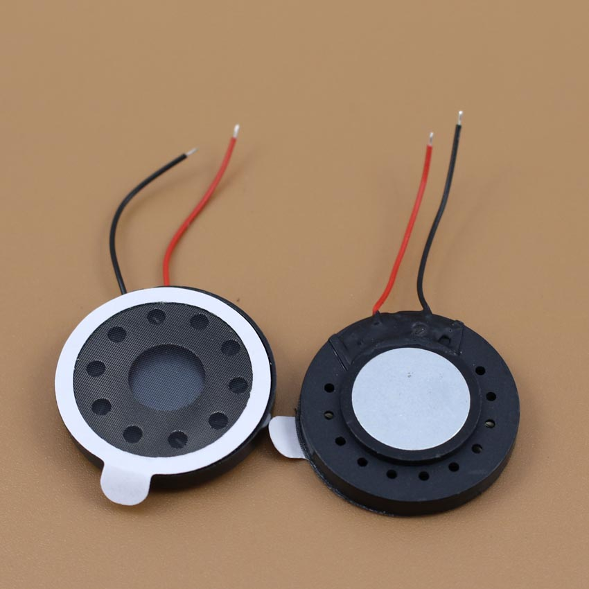 YuXi 23MM Brand New Loud Speaker Horn Ringer Buzzer Microphone For Smartphone Replacement Parts