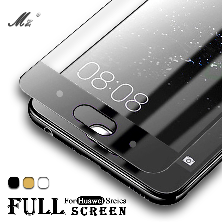 Tempered Glass For Huawei P10 Protection Glass For Huawei P10 Honor 7X 8 lite 6A 6C Mate 10 P9 Lite Y6 2017 Y7 Prime Nova2 V9 V8