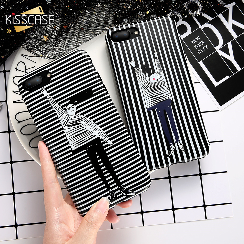 KISSCASE Cool Girly Cases For iPhone 6 6s 7 8 Plus Ultra