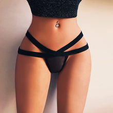 New Pregnant women Sexy Lingerie G-string Mesh Briefs Underwear Panties T string Thongs Knick Fashion 2019 Hot Sale(China)