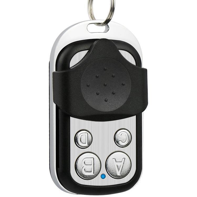 Universal Rolling Shutter 433 MHz Door Wireless Metal Garage Door Remote Control